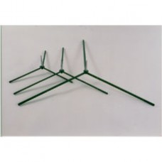 "Pin Tree Stand, Medium (5' to 9"" tree) 5/bundle"